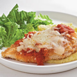 image of Baked Chicken Parmesan