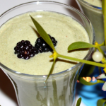 Image of Berry Avocado Spinach Smoothie