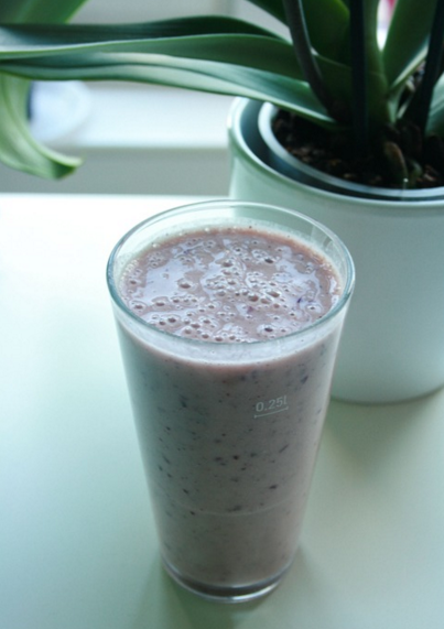 Image of Blueberry Pomegranate Smoothie