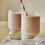 Image of Chocolate Peanut Butter Protein Smoothie