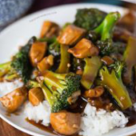 Image of Easy Teriyaki Chicken Broccoli