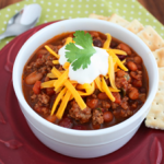Image of Turkey Chili