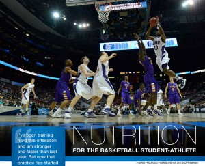 Basketball Sports Nutrition Cover