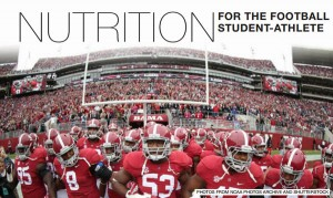 Football Sports Nutrition Cover