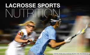 Lacrosse Sports Nutrition Cover
