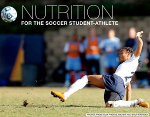 Soccer Sports Nutrition Cover