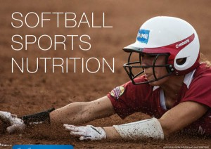 Softball Sports Nutrition Guide Cover