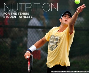 Tennis Sports Nutrition Cover