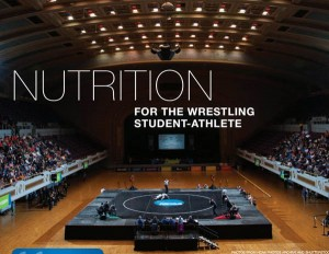 Wrestling Sports Nutrition Cover